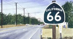 CA Route 66