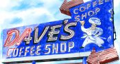 Daves Coffee Shop