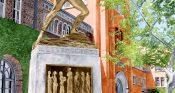 USC sculpture